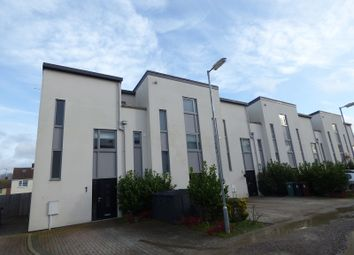 Thumbnail 3 bedroom terraced house for sale in Rowledge Court, Peterborough, Cambridgeshire.