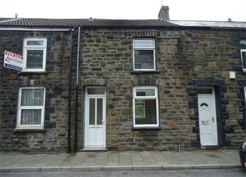 Thumbnail 2 bed terraced house to rent in East Road, Tylorstown, Ferndale, Mid Glamorgan