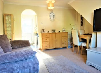 Thumbnail 2 bed terraced house for sale in Pinecrest Drive, Cardiff