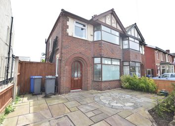 Thumbnail 3 bed semi-detached house for sale in Highbury Avenue, Blackpool