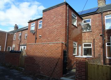 Thumbnail 2 bed terraced house to rent in Plantation Terrace, Fir Tree, Crook