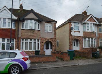 Thumbnail Studio to rent in Cornelius Street, Cheylesmore, Coventry
