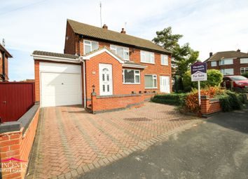 Thumbnail 3 bed semi-detached house for sale in Brockenhurst Avenue, Leicester