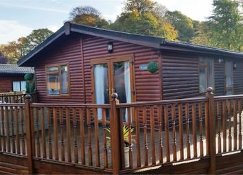 Thumbnail 2 bed mobile/park home for sale in Lakeside 4, White Cross Bay, Ambleside Road, Windermere, Cumbria