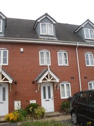Thumbnail 3 bed town house for sale in Dairy Way, Birmingham, West Midlands