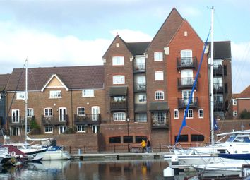 Thumbnail 2 bed flat for sale in Canary Quay, Sovereign Harbour South, Eastbourne