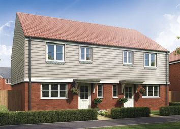 "Thumbnail 3 bed semi-detached house for sale in ""The Chester "" at Market View, Dorman Avenue South, Aylesham, Canterbury"