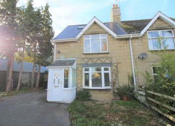 Thumbnail 3 bed semi-detached house to rent in Park Lane, Lydiard Millicent, Swindon