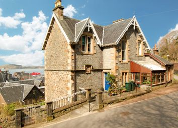 Thumbnail 5 bed maisonette for sale in Rockfield Road, Oban