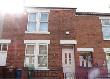 Thumbnail 2 bed terraced house for sale in Bentinck Street, Mansfield, Nottinghamshire