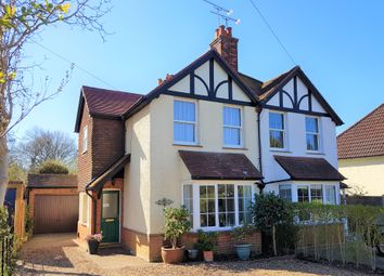 Thumbnail 3 bed semi-detached house for sale in Steels Lane, Oxshott, Leatherhead