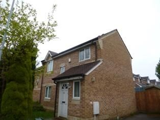 Thumbnail 3 bed detached house to rent in Elm Crescent, Penllergaer, Swansea