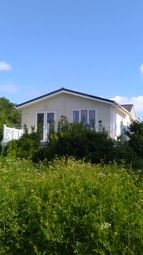 Thumbnail 2 bedroom mobile/park home for sale in St Leonards, Hampshire