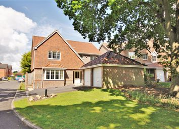 Thumbnail 5 bedroom detached house for sale in Stillmeadows, Locks Heath, Southampton