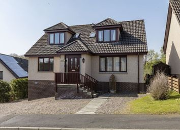 Thumbnail 5 bed detached house for sale in Viewfield, Abbotsview Drive, Galashiels