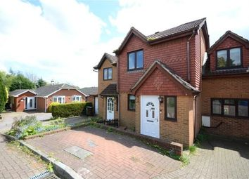 Thumbnail 3 bed terraced house for sale in Royale Close, Aldershot, Hampshire