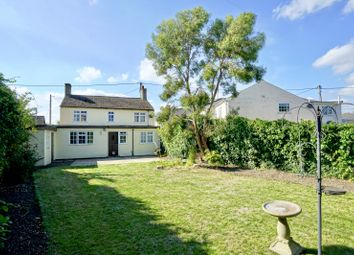 Thumbnail 4 bed detached house for sale in High Street, Colne, Huntingdon, Cambridgeshire
