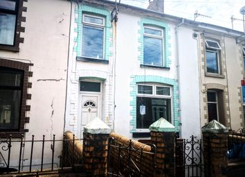 Thumbnail Terraced house to rent in Wyndham Street, Ogmore Vale, Bridgend