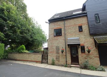 Thumbnail 3 bed end terrace house to rent in St. Peters Court, Bury St. Edmunds