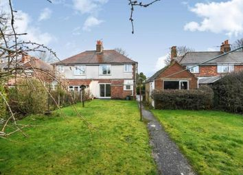 Thumbnail 3 bedroom semi-detached house for sale in Walton Road, Chesterfield, Derbyshire