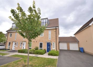 Thumbnail 3 bedroom end terrace house for sale in Vickers Row, Bracknell, Berkshire