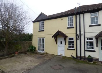 Thumbnail 2 bed semi-detached house for sale in Meden Place, Warsop, Mansfield, Nottinghamshire