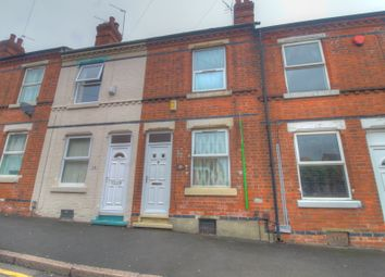 2 bed terraced house for sale in Russell Road, Nottingham NG7