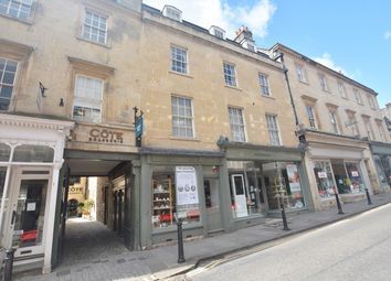 Thumbnail 2 bedroom flat for sale in Milsom Place, Bath