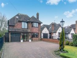 Thumbnail Detached house for sale in Crab Lane, Willenhall