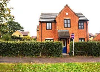 Thumbnail 3 bed detached house for sale in Abbeydore Grove, Monkston, Milton Keynes