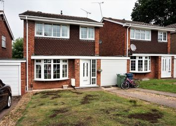 Thumbnail 3 bed detached house for sale in Heronswood, Stafford