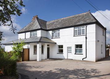 Thumbnail 5 bed detached house for sale in Rosebarn Lane, Exeter