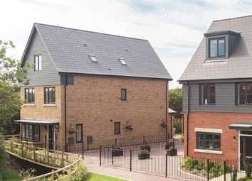 "Thumbnail 4 bed property for sale in ""The Saycourt - Showhome Sale & Leaseback"" at London Road, Calverton, Milton Keynes"