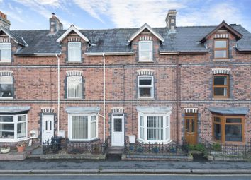 Thumbnail 3 bed terraced house for sale in Brecon Road, Builth Wells