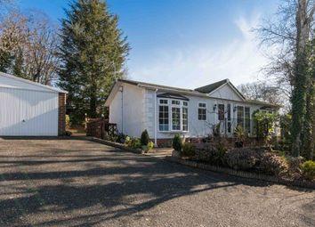 Thumbnail 2 bedroom mobile/park home for sale in Pathfinder Village, Exeter, Devon