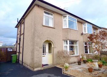 Thumbnail 3 bed semi-detached house for sale in Finley Close, Kendal, Cumbria
