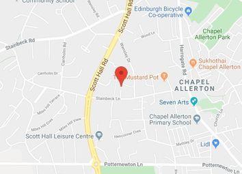 Wensley Crescent, Chapel Allerton, Leeds LS7