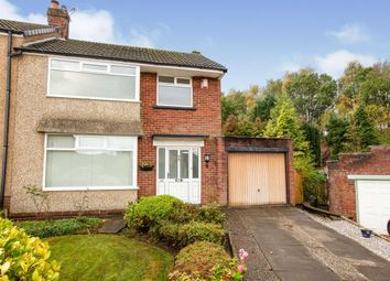 Thumbnail 3 bed semi-detached house for sale in Kentmere Drive, Blackburn, Lancashire