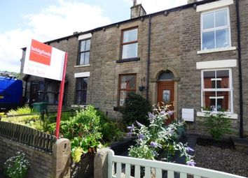Thumbnail 2 bed terraced house for sale in Buxton Road, Newtown, Disley, Stockport