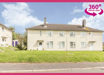 Thumbnail 2 bed flat for sale in Brynglas Court, Newport