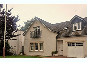 Thumbnail 4 bedroom detached house for sale in Park View, Dundee