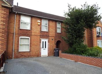 Thumbnail 3 bed terraced house for sale in Tailby Avenue, Leicester