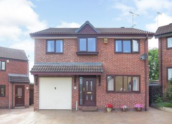 Thumbnail 4 bed detached house for sale in Cragdale Grove, Mosborough, Sheffield