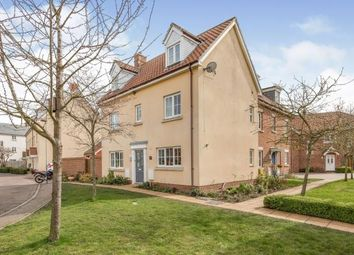 Thumbnail 5 bed semi-detached house for sale in Wymondham, Norwich, Norfolk