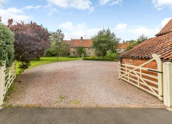 Thumbnail 4 bed detached house for sale in Fruit Farm, 15 South End, Collingham, Newark