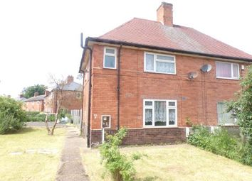 Thumbnail 3 bed semi-detached house for sale in Amesbury Circus, Nottingham, Nottinghamshire