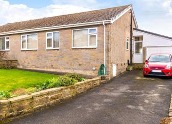 Thumbnail 3 bed semi-detached bungalow for sale in Hawber Cote Drive, Silsden, Keighley