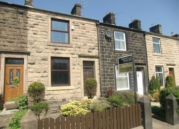 Thumbnail 2 bed terraced house for sale in Bolton Road West, Ramsbottom, Greater Manchester