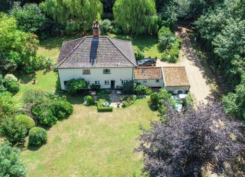 Thumbnail 5 bed detached house for sale in The Street, Thorpe Abbotts, Diss