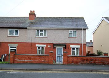 Thumbnail 3 bed semi-detached house for sale in Pentrefelin Street, Carmarthen, Carmarthenshire